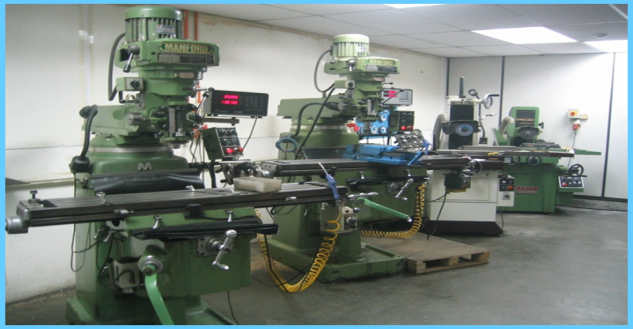 5. Surface Grinding Machine