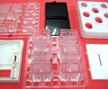 Engineering Plastic Moulding Parts